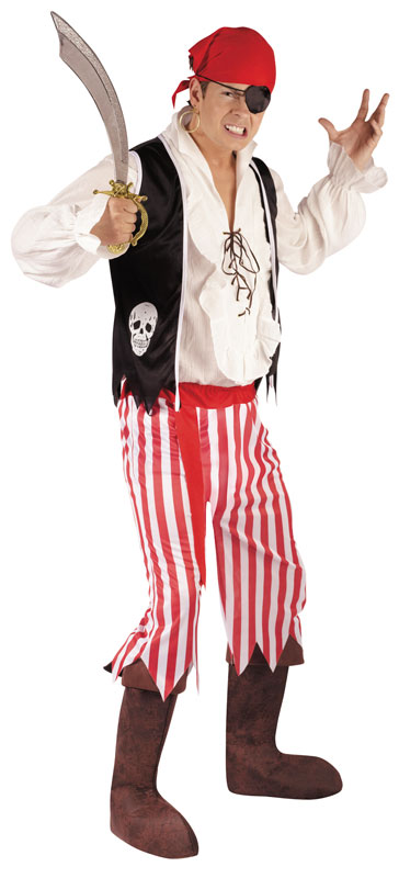 "Pirate Costume - ""Jim Lad"""