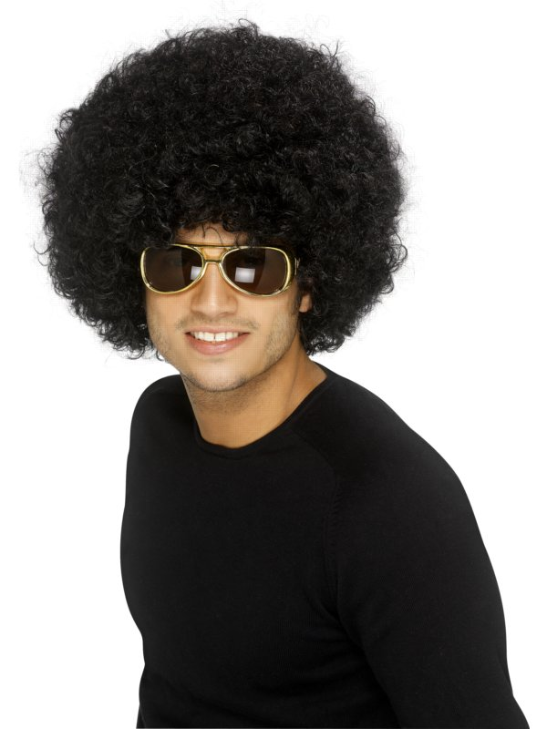 Wig - Curly Bargin Afro / Clown - Several Colours