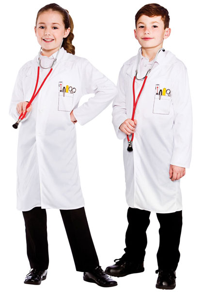 Children's - Doctors coat