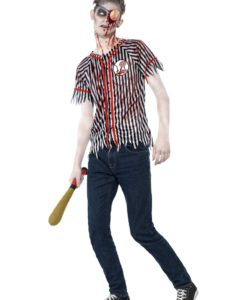 Teenage - Zombie Baseball Player