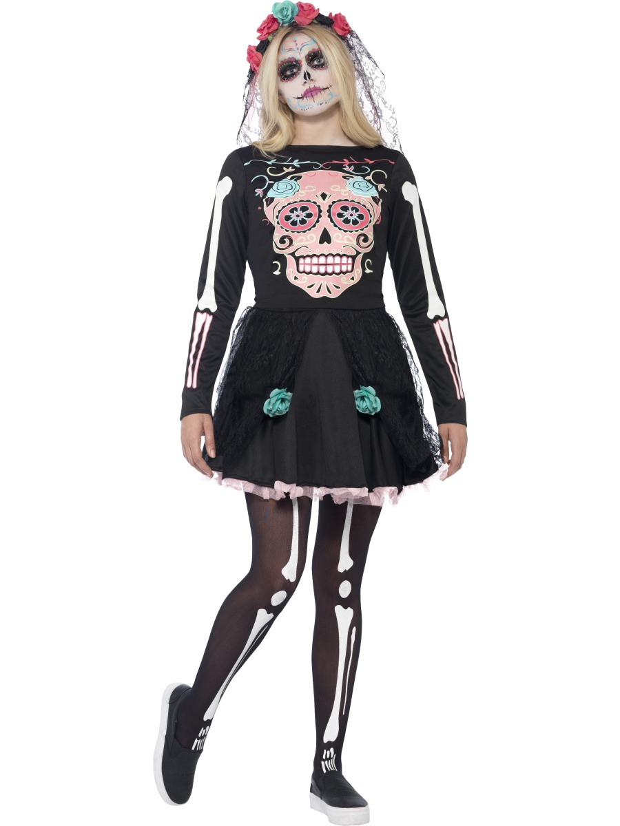 Teenage - Sugar Skull Sweetie