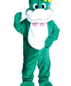Frog Mascot deluxe