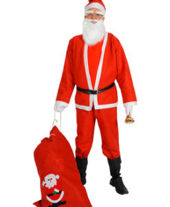 Father Christmas - Budget