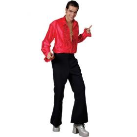 70's Ruffle Shirts - Disco
