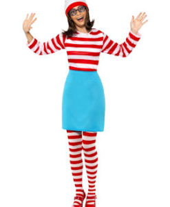 Where's Wally , Female