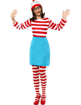 Where's Wally , Female