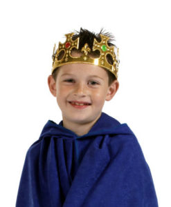 Children s Royal Cloaks