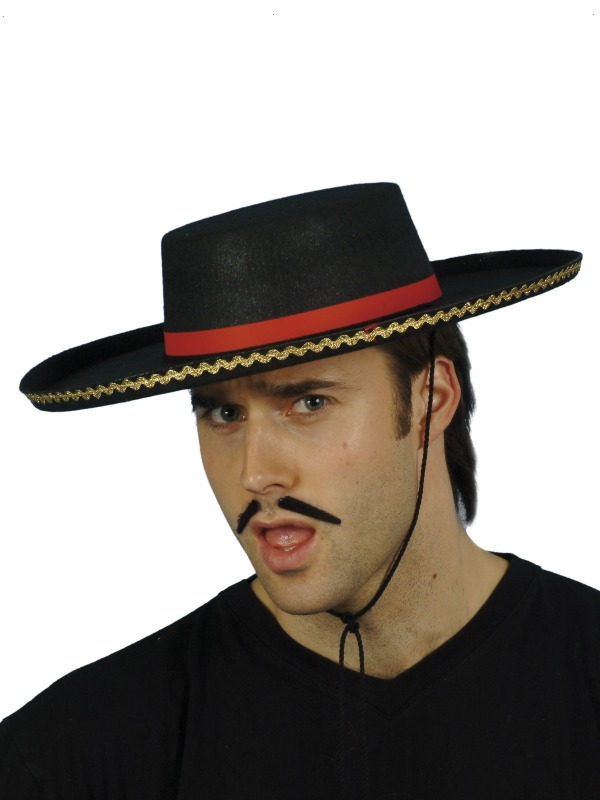 Hat – Spanish   Zorro – Fantasy World a4f992e93ce1