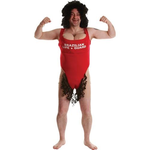 Hairy Mary Lifeguard