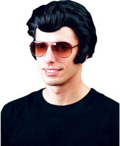 50's Rocker Wig