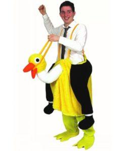 Ride on Ostrich
