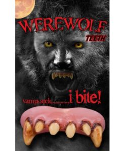 Billy Bob Werewolf Fangs