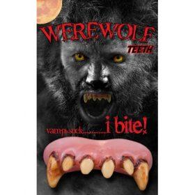 Billy Bob Werewolf Fangs