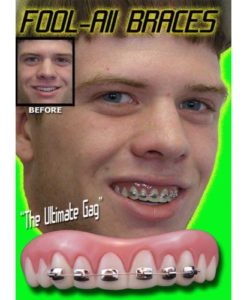 Billy Bob Teeth - Braces