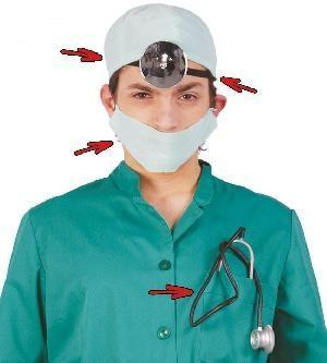 Doctors set.