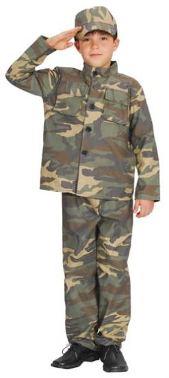 Childrens - Army Soldier