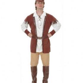 Medieval Woodsman