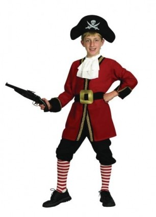 Childrens - Pirate Captain