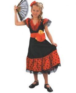 Childrens - Spanish Girl