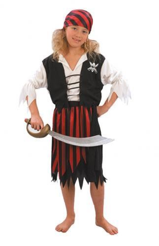 Childrens - Pirate Girl