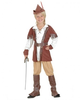 Childrens - Medieval Robin Hood