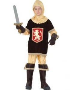Childrens - Medieval Knight , deluxe