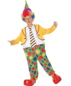 Childrens - Hooped Clown