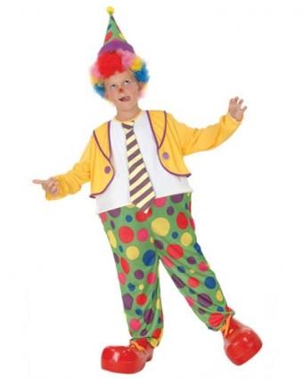 Childrens - Hooped Clown