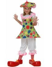 Childrens - Girls Clown