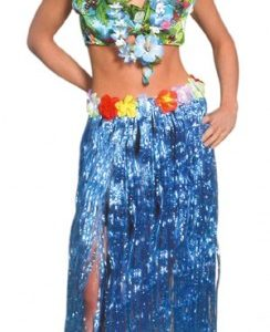 Grass Skirt / Hula - Flower waist