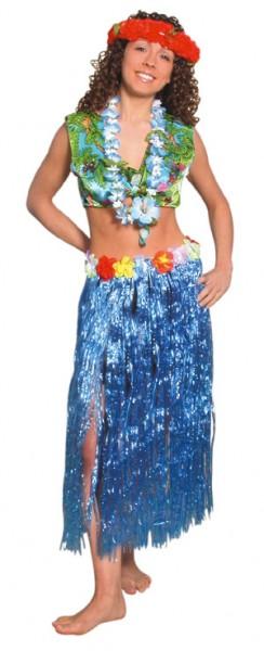 Grass Skirt / Hula - Flower waist