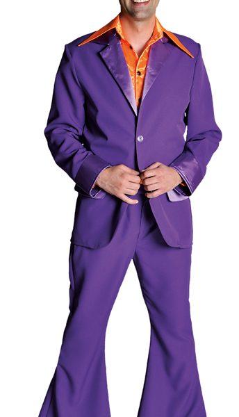 Pimp suit- Purple