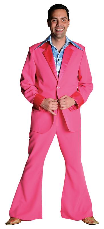 Pimp Suit- Pink