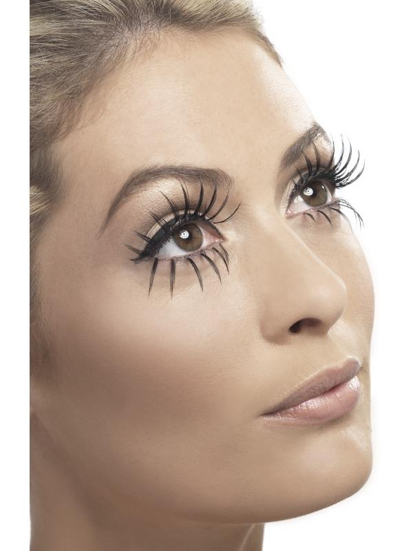 Eyelashes - Black Gothic