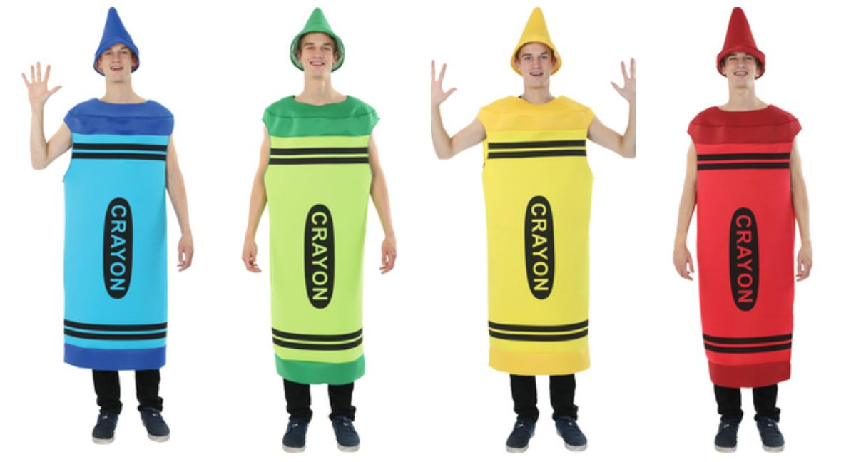 Crayon Costumes