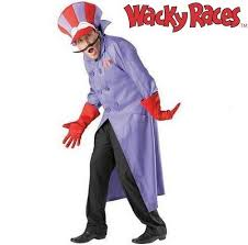 Dick Dastardly - Wacky Races