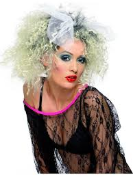 80's Wild Girl Madonna