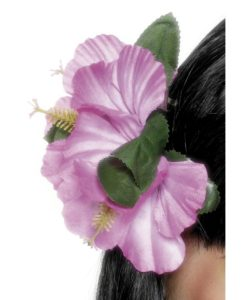 Hawaiian Hair Flower