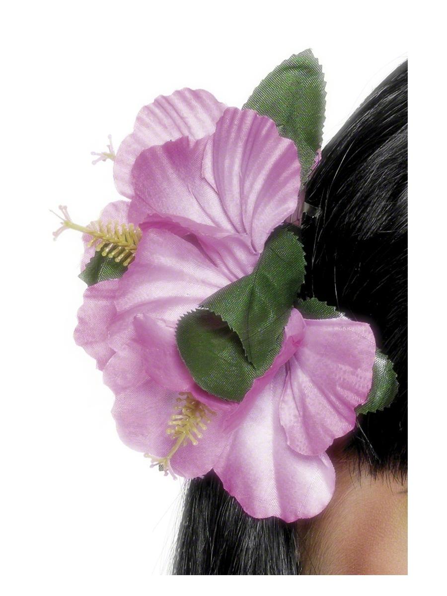 Hawaiian Hair Flower