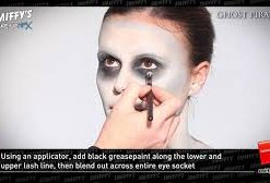 Ghost Pirate - Make Up Tutorial
