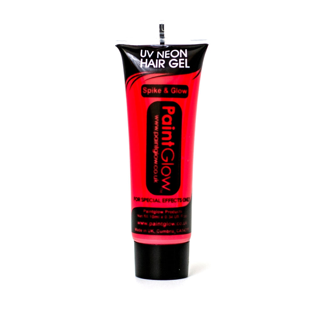 UV - Hair Gel - Red