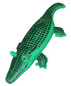 Inflatable Crocodle