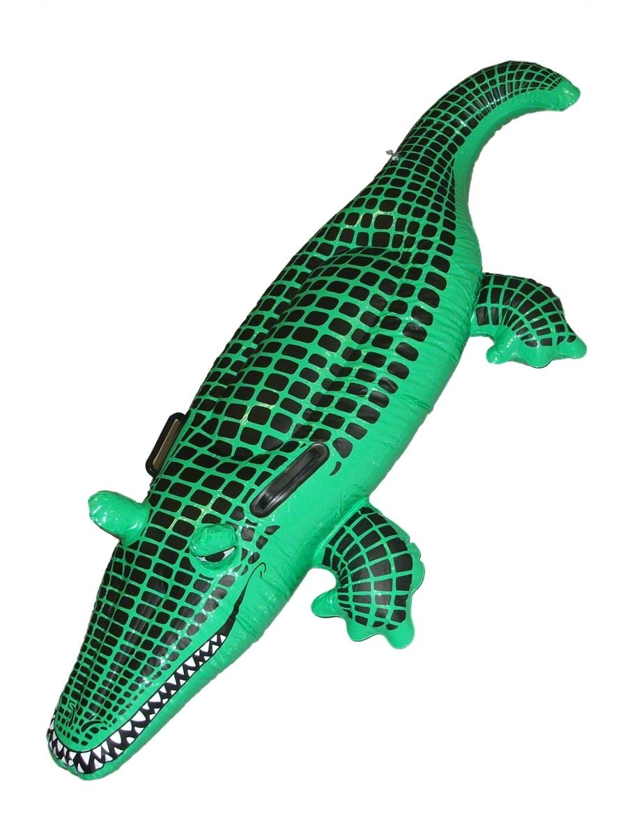 Inflatable Crocodle