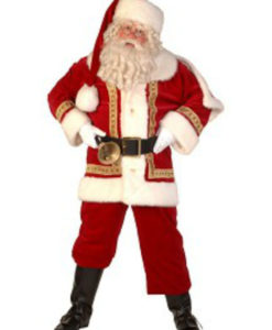 Professional Father Christmas Costume