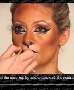 Lion - Make Up Tutorial