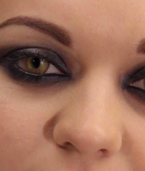 Contact Lenses - Golden Vampire