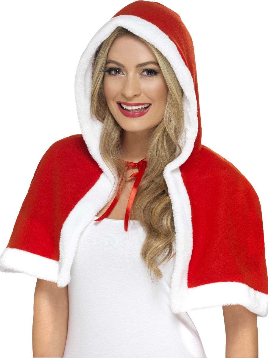 Miss Christmas Cape