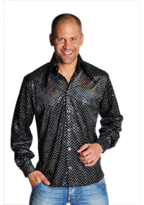 Sequinned Show Shirts