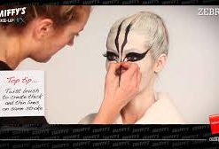Zebra - Make Up Tutorial