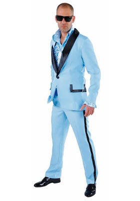 80's Prom Suits - 4 colours to choose from
